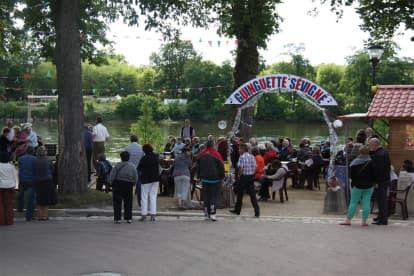 Guinguette de Cosne sur Loire