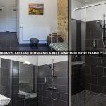 Salle de douche Les Galants